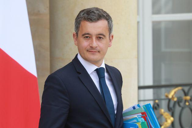 Gérald Darmanin, ici à l'Élysée le 15 juillet