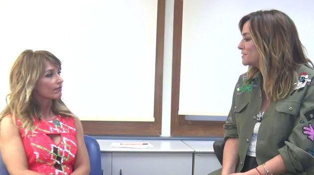 Emma García y Toñi Moreno en 'Viva La Vida'