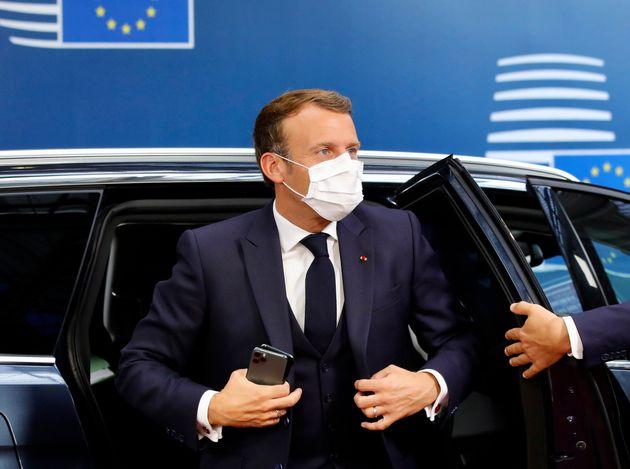Le plan de relance de l'UE bloqué, Macron sort de ses gonds (photo d'illustration du 18 juillet
