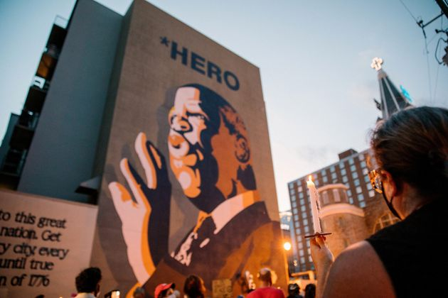흑인 인권운동을 이끄는 '블랙 라이브스 매터' 세대가 기억하는 존