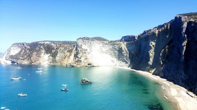 Photo Taken In Ponza,