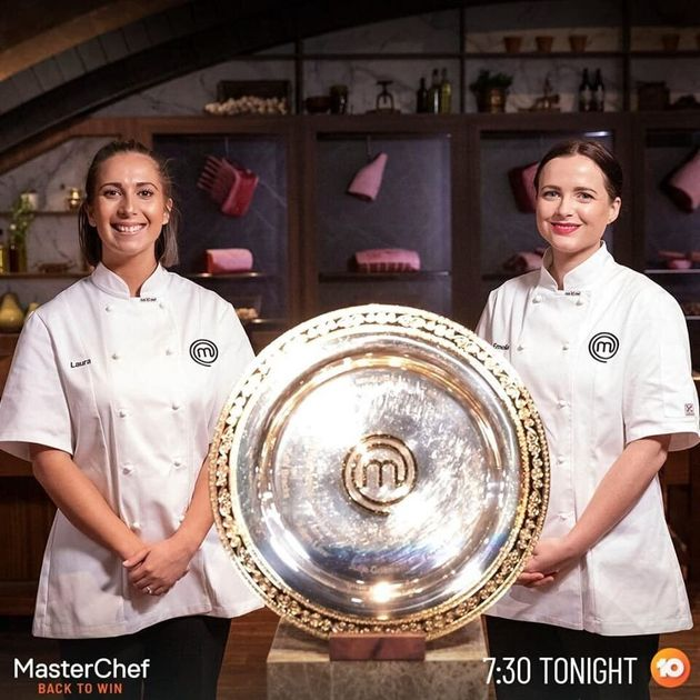 'MasterChef Australia: Back To Win's Laura Sharrad and Emelia