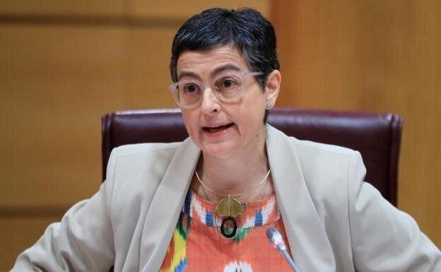 Arancha Gonzalez-Laya, ministra de