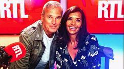 Karine Le Marchand et Laurent Baffie en duo sur RTL à la