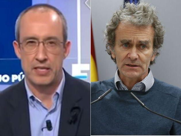 Alfonso Egea y Fernando