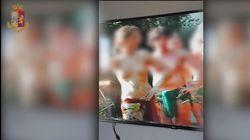 Bambina smaschera 30 anni di schiavismo sessuale della psico-setta del