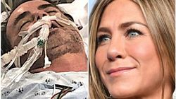 Jennifer Aniston Shares Friend's Frightening Coronavirus