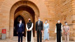 Torra no acompaña a los Reyes en su visita al Monasterio de Poblet (Tarragona) junto a Illa y