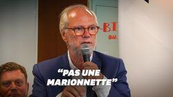 Laurent Joffrin se défend d'être le cheval de Troie de François