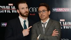 Robert Downey Jr Tries To Outdo Chris Evans' Gift To 6-Year-Old
