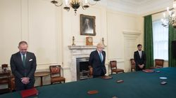 Boris Johnson's Cabinet To Meet In Person Without Face