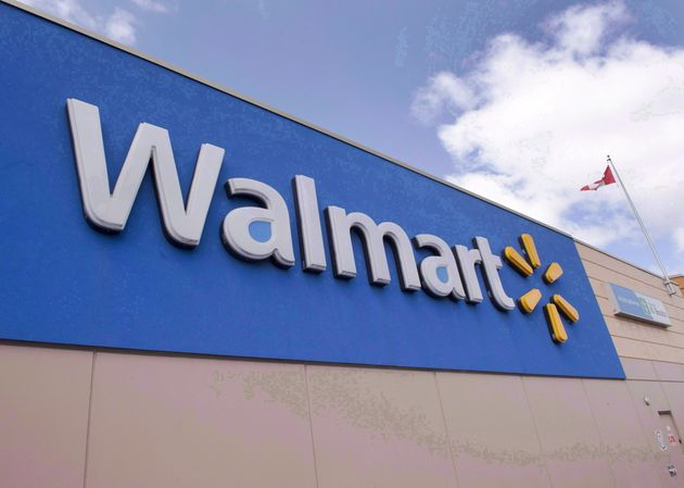 A Walmart Canada sign is seen here in Laval, Que., on May 3, 2016. The retail giant says its new investment...