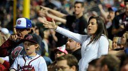 Atlanta Braves Remove 'Chop On' Sign, Slogan, But No Call On