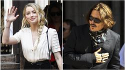 Amber Heard Tells British Court She Feared Johnny Depp Would Kill