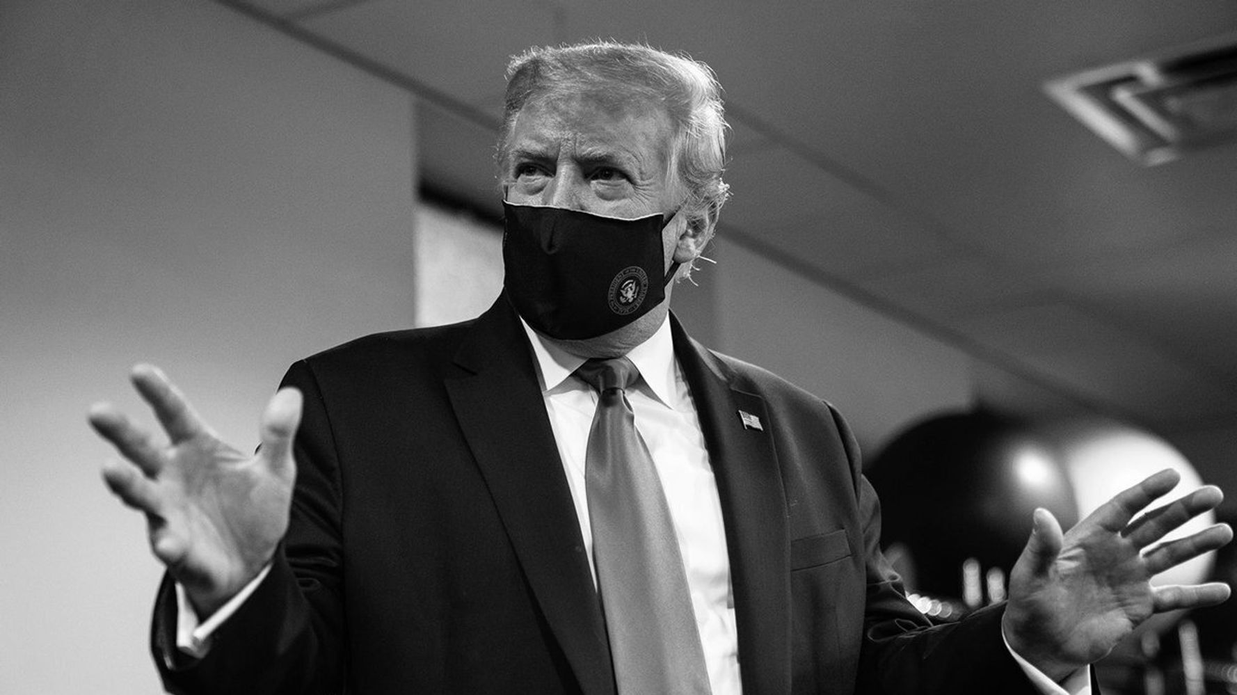 Trump Now Says Face Masks Are Patriotic But Twitter Users Aren't Impressed