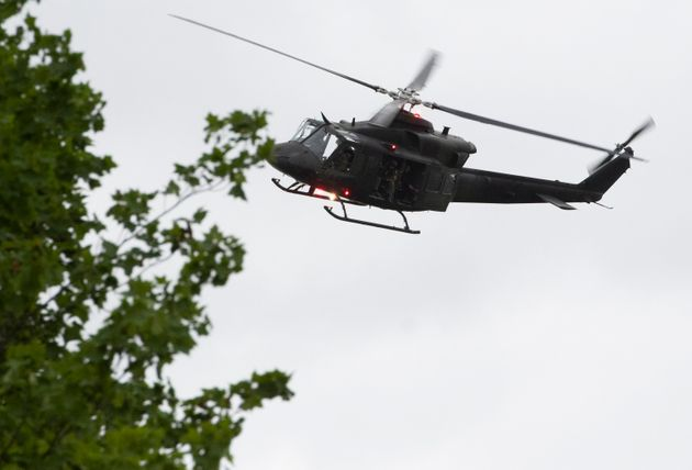 RCMP Confirm 1 Dead, 2 Rescued In N.L. Helicopter
