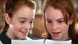 Lindsay Lohan Dishes On How She Pulled Off Playing Twins In 'Parent Trap'