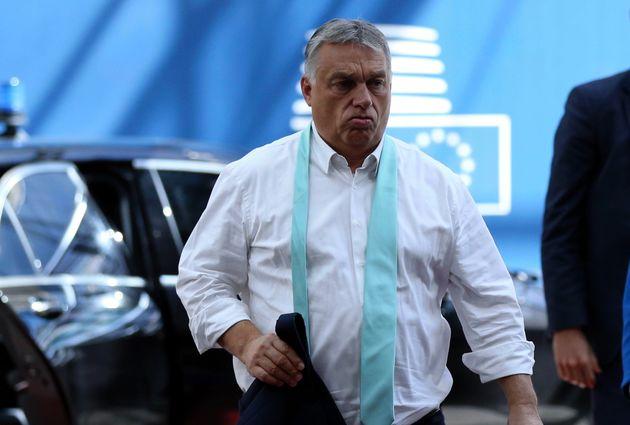 O Πρωθυπουργός της Ουγγαρίας,...