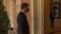 La sorpresa que le esperaba a Pedro Sánchez al entrar en La Moncloa tras el acuerdo de la