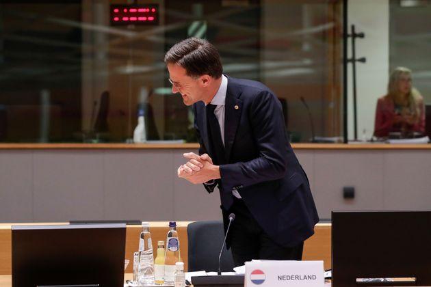 O Ολλανδός πρωθυπουργός...