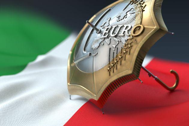 Digital, Euro-Rettungsschirm, german phrase synonymous to European Financial Stability Facility EFSF...