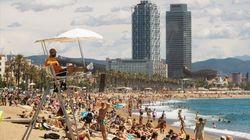 Barcelona reducirá el aforo de las playas en un 15%, unos 8.000 usuarios