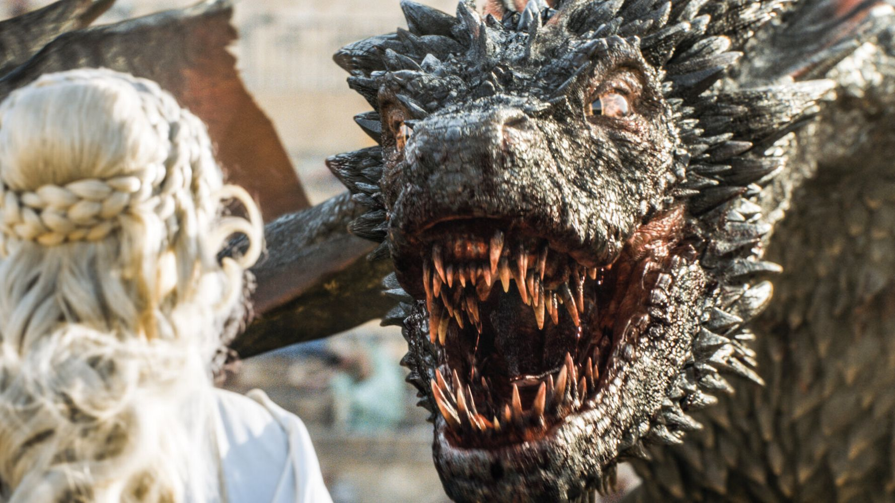 First 'Game Of Thrones' Prequel Images May Reveal Fiery Secrets