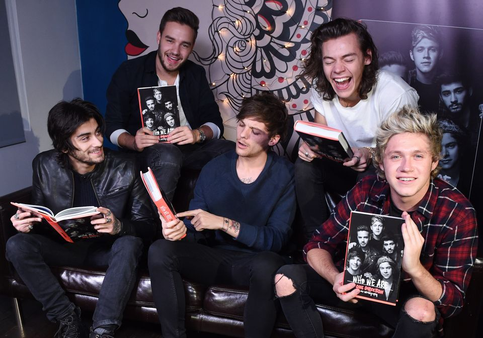 10 Years Of One Direction: Their Story In
