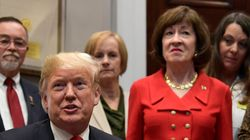 Susan Collins Is Desperate To Avoid Saying Whether She Backs Trump's