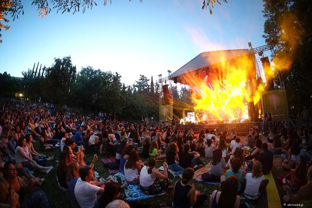 Ανοίγει ξανά ο Κήπος του Μεγάρου Μουσικής: Όλο το