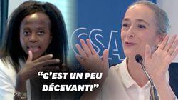 Delphine Ernotte taclée par le CSA pour le manque de diversité à France