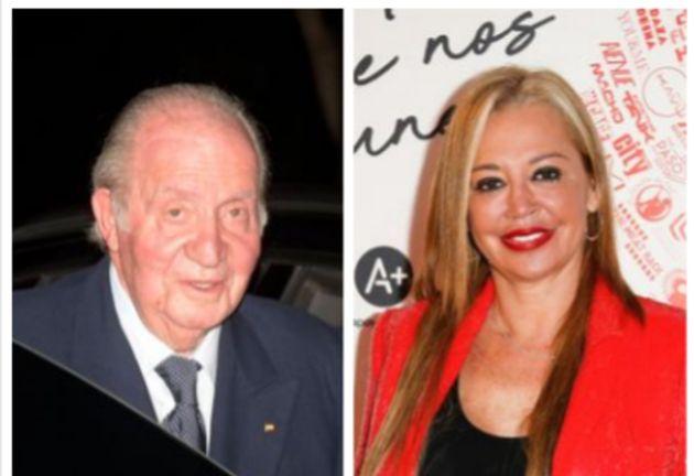 Juan Carlos I y Belén