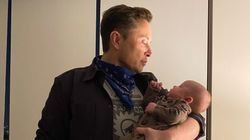 Elon Musk Wants Everyone To Know His 3-Month-Old Baby Can't Use A