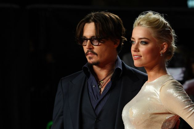 Amber Heard et Johnny Depp (ici en 2011) ont été mariés pendant deux ans, avant...