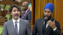 Trudeau Shames Singh For Criticizing Controversial WE Charity