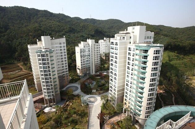 경기 성남시 '판교 산운마을' 10년 임대아파트