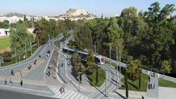 Δήμος Αθηναίων:Έτσι θα είναι ο Μεγάλος Περίπατος στην Βασιλίσσης