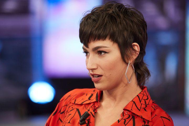 La actriz de 'La casa de papel' Úrsula Corberó.