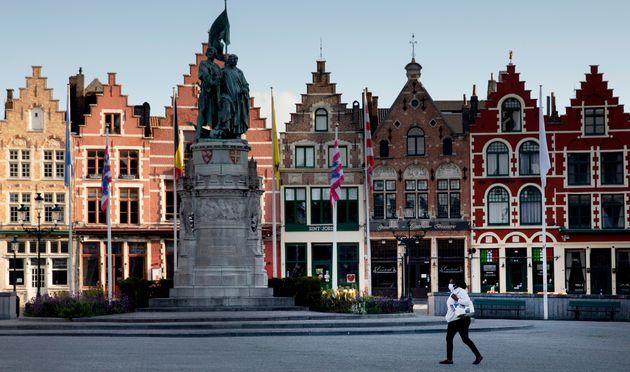 La Belgique connaît une hausse significative des contaminations au coronavirus (Image d'illustration:...