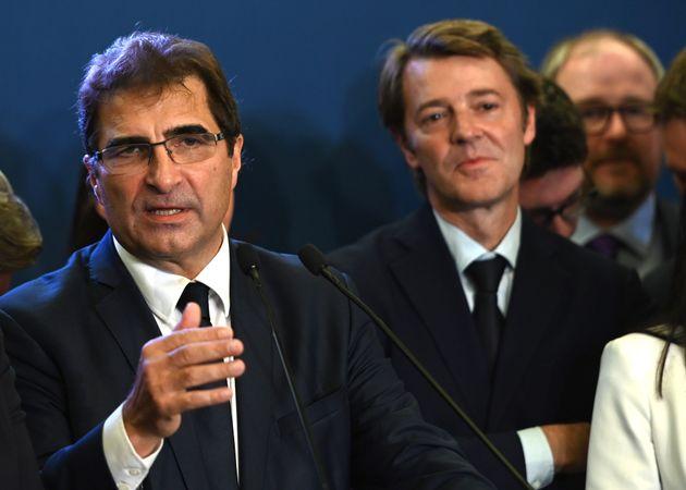 Christian Jacob et François Baroin vont devoir décider le mode de désignation du candidat des Républicains...