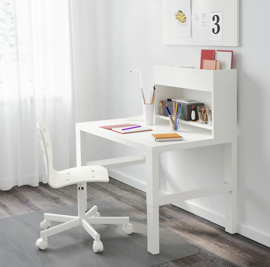 15 Low-Cost Desks to Create a Study Space for Children - Articles about Apartments 6 by  image