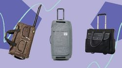 Take The Weight Off Your Next Trip With These Cute Weekender Bags With