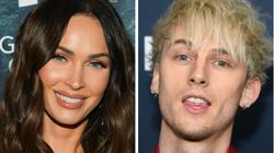 Megan Fox Says Dating Machine Gun Kelly Is Like 'Being In Love With A