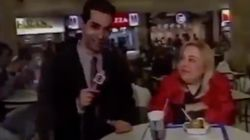 A reportagem da TV Globo que mostra como os preconceitos eram escancarados nos anos