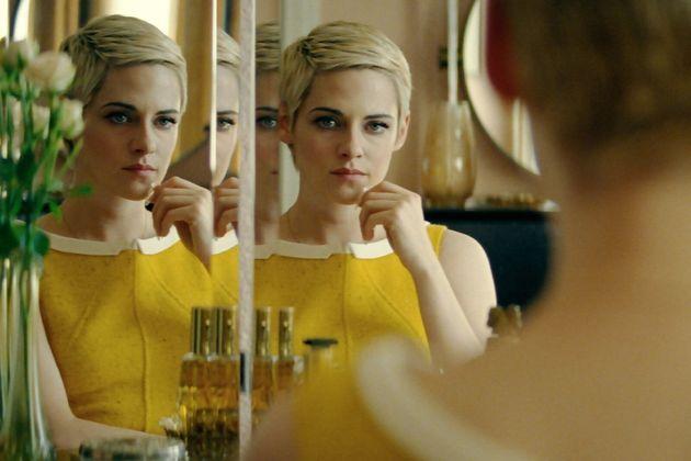 Kristen Stewart dans la rôle de Jean Seberg, dans le film de Benedict