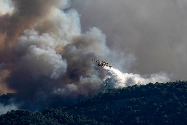 Επανεξετάζονται οι υποθέσεις για την φωτιά στην Μάνη και τα