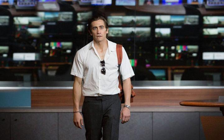 """Jake Gyllenhaal in """"Nightcrawler"""" on Netflix."""