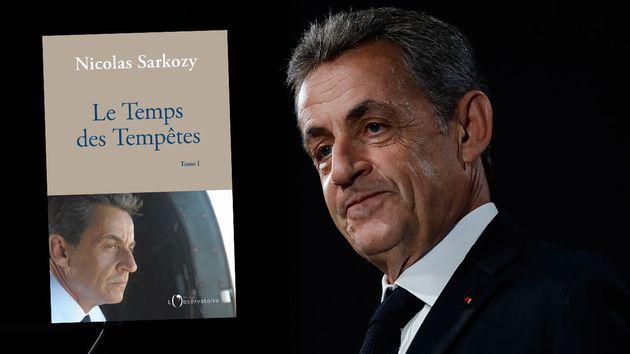Ce vendredi 24 juillet, l'ancien président de la République Nicolas Sarkozy publie