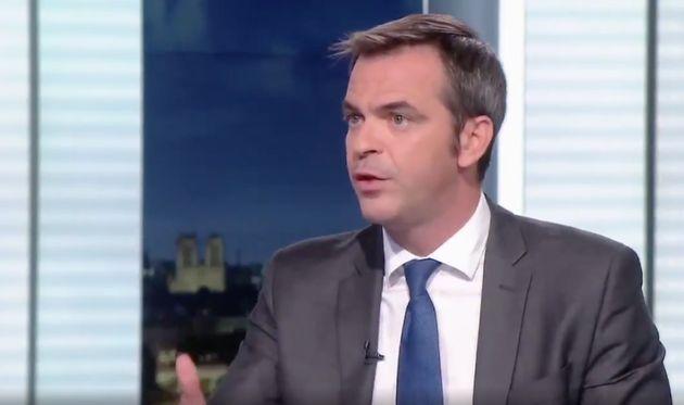 Sur France 2, Olivier Véran a annoncé que sept millions de Français allaient bénéficier de masques de...