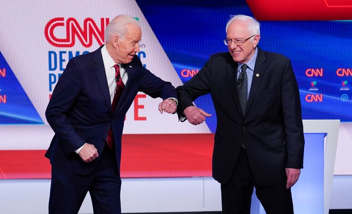 The campaigns of Joe Biden and Bernie Sanders set up joint task forces to come up with policy recommendations, which formed t